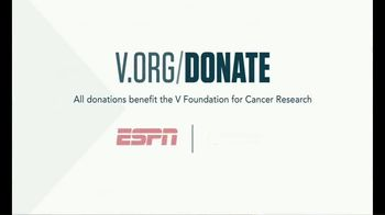 The V Foundation for Cancer Research TV Spot, 'This Close' Song by Gym Class Heroes - Thumbnail 9
