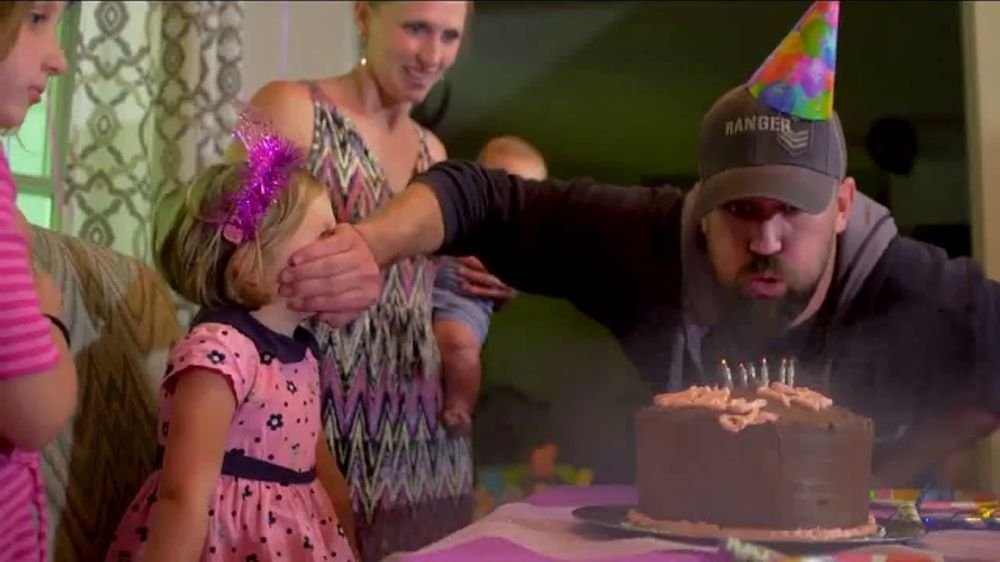 Polaris TV Commercial, 'Outdoor Channel: Birthday' Featuring Kip Campbell