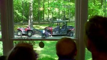 Polaris TV Spot, 'Outdoor Channel: Birthday' Featuring Kip Campbell - Thumbnail 9