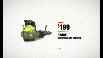 The Home Depot TV Spot, 'ESPN: Game Day: Gas Blower' Feat. Desmond Howard, Lee Corso - Thumbnail 10