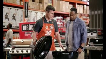 The Home Depot TV Spot, 'ESPN: Game Day: Gas Blower' Feat. Desmond Howard, Lee Corso - Thumbnail 6