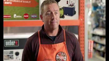 The Home Depot TV Spot, 'ESPN: Game Day: Gas Blower' Feat. Desmond Howard, Lee Corso - Thumbnail 7