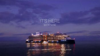 Celebrity Edge TV Spot, 'New Levels of Luxury' - Thumbnail 10