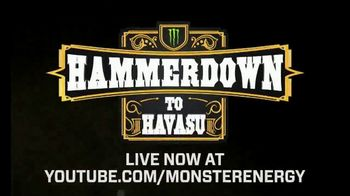 Monster Energy TV Spot, 'Hammerdown to Havasu' Featuring Casey Currie - Thumbnail 10