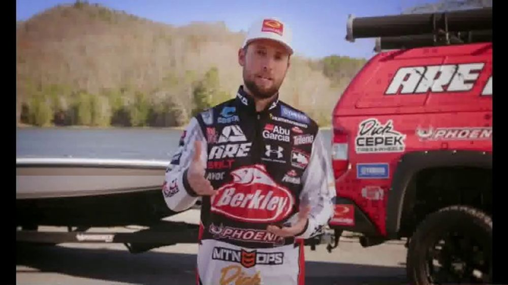EconoLodge TV Commercial, 'Easy Fishing Tip With Justin Lucas: Bait'