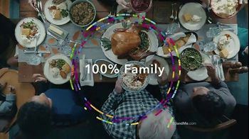23andMe Thanksgiving Family Offer TV Spot, 'Our DNA Family' - Thumbnail 9