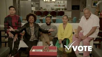 ABC TV Spot, \'2018 Midterms: Get Out and Vote\'