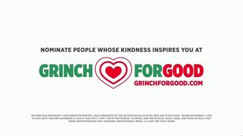 NBC Universal TV Spot, 'Grinch for Good' - Thumbnail 9