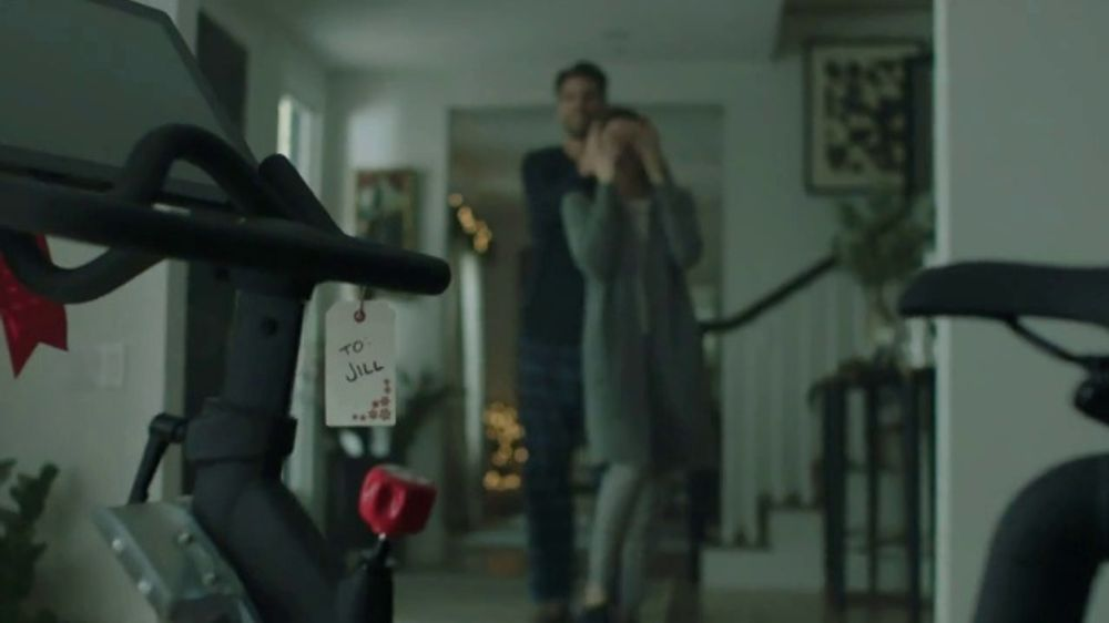 Peloton TV Commercial, 'Holidays: His & Hers' - Video