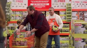 The Home Depot TV Spot, 'Ryobi Kit' - Thumbnail 4
