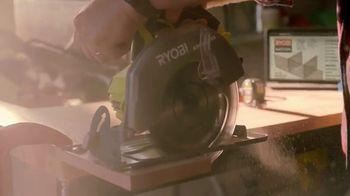 The Home Depot TV Spot, '2018 Holidays: Ryobi Kit: Power Tool or Battery' - Thumbnail 3