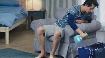 Febreze Unstopables TV Spot, 'Try It Again and Again' - Thumbnail 1
