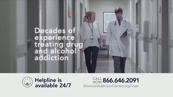 American Addiction Centers TV Spot, \'Recovery is Possible\'
