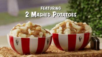 KFC 10 Piece Chicken Feast TV Spot, 'Get it All' - Thumbnail 3