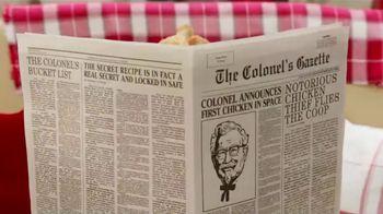 KFC 10 Piece Chicken Feast TV Spot, 'Get it All' - Thumbnail 5