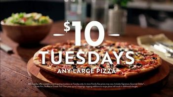 Papa Murphy's Pizza $10 Tuesdays TV Spot, 'Second Best' - Thumbnail 9