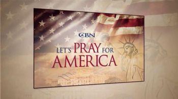 CBN Let's Pray for America TV Spot, 'Take the Pledge' - Thumbnail 5