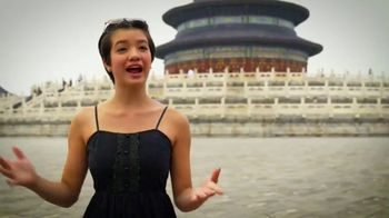 Adventures by Disney TV Spot, 'Peyton Elizabeth Lee's Family Vacation' - Thumbnail 7