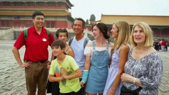 Adventures by Disney TV Spot, 'Peyton Elizabeth Lee's Family Vacation' - Thumbnail 9