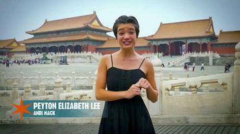Adventures by Disney TV Spot, 'Peyton Elizabeth Lee's Family Vacation'