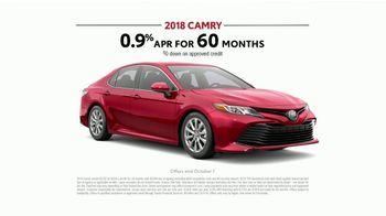 Toyota Camry TV Spot, 'Pat the Intern: Keys' [T2] - Thumbnail 10