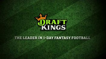 DraftKings Play-Action Contest TV Spot, 'Football is Back' - Thumbnail 3
