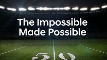 Hyundai TV Spot, 'Impossible Made Possible: Bucs vs. Saints' [T1] - Thumbnail 1