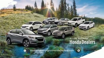 Honda Summer Spectacular Event TV Spot, 'One Tank Trip Sweepstakes' [T2] - Thumbnail 9