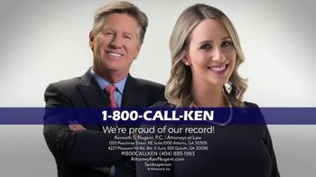 Kenneth S. Nugent: Attorneys at Law TV Spot, 'Check and Check' - Thumbnail 9