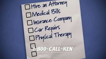 Kenneth S. Nugent: Attorneys at Law TV Spot, 'Check and Check' - Thumbnail 2