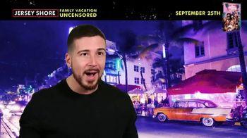 Jersey Shore: Family Vaction Uncensored Home Entertainment TV Spot - Thumbnail 4