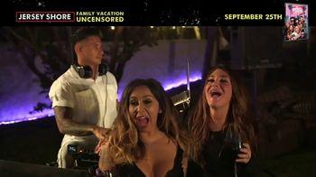 Jersey Shore: Family Vaction Uncensored Home Entertainment TV Spot - Thumbnail 6