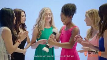 Shake Weight Zone TV Spot, 'Bio Feedback' - Thumbnail 4
