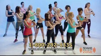 Shake Weight Zone TV Spot, 'Bio Feedback' - Thumbnail 7