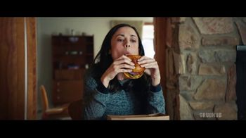 GrubHub TV Spot, 'Any Food Your Heart and Stomach Desire''