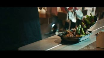 Grubhub TV Spot, 'Any Food Your Heart and Stomach Desire' Song by DNCE - Thumbnail 3