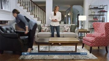 La-Z-Boy Super Sofa Sale TV Spot, 'Get to the End' Featuring Brooke Shields - Thumbnail 7