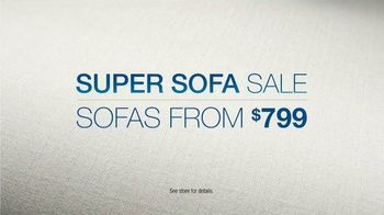 La-Z-Boy Super Sofa Sale TV Spot, 'Get to the End' Featuring Brooke Shields - Thumbnail 9