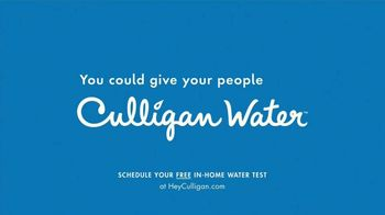 Culligan TV Spot, 'Your Whole Home Drinks: In-Home Water Test' - Thumbnail 10