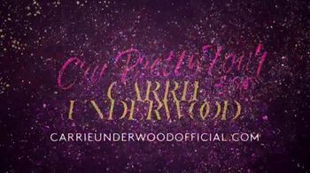 Carrie Underwood TV Spot, '2018 The Cry Pretty Tour 360' - Thumbnail 8