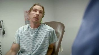 Prostate Cancer Foundation TV Spot, 'Exam Time' Featuring Dax Shepard - Thumbnail 2
