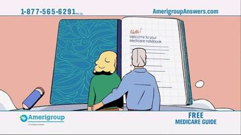 Amerigroup TV Spot, 'Begin Your Journey' - Thumbnail 3