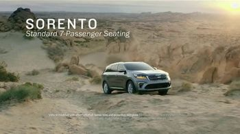 Kia SUV TV Spot, 'We Put the U in SUV' [T2]