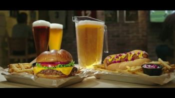 Buffalo Wild Wings $5 Gameday Menu TV Spot, 'Time to Collect'
