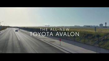 2019 Toyota Avalon TV Spot, 'Playtime Just Got Serious' [T1] - Thumbnail 9
