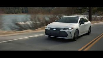 2019 Toyota Avalon TV Spot, 'Playtime Just Got Serious' [T1] - Thumbnail 6