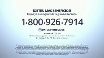 MedicareAdvantage.com TV Spot, 'Obtén más beneficios' [Spanish] - Thumbnail 6