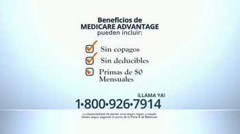 MedicareAdvantage.com TV Spot, 'Obtén más beneficios' [Spanish] - Thumbnail 3