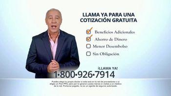 MedicareAdvantage.com TV Spot, 'Obtén más beneficios' [Spanish] - Thumbnail 4