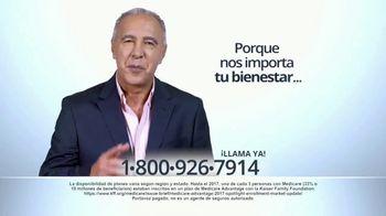 MedicareAdvantage.com TV Spot, 'Obtén más beneficios' [Spanish] - Thumbnail 5